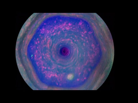 NASA releases HD images of massive storm on planet Saturn