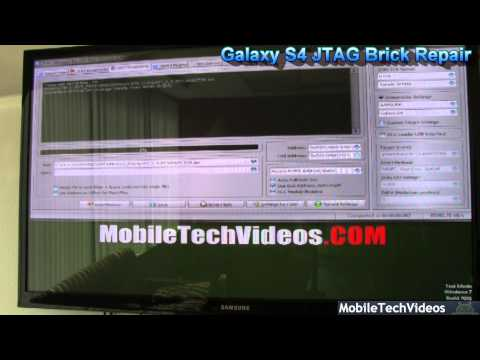 Samsung Galaxy S4 - JTAG Brick Repair Service (Debricking/Unbrick/Brick FIX)