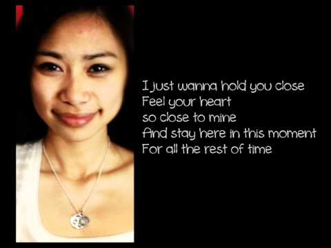 I Don't Wanna Miss A Thing - Jessica Sanchez (lyrics) video