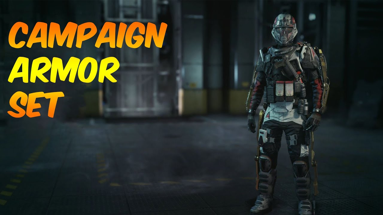 Call of duty advanced warfare multiplayer gear for completing