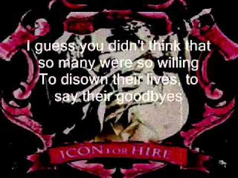 Icon For Hire - Fall Apart