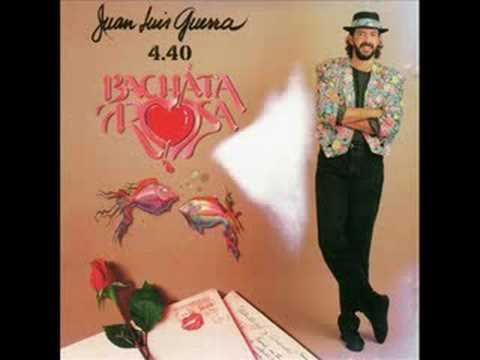 Juan Luis Guerra - juan luis guerra - bachata rosa
