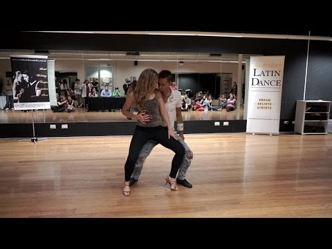 Sydney's Best Social Dancer - Salsa Round 2 and Finals - 2015-05-03