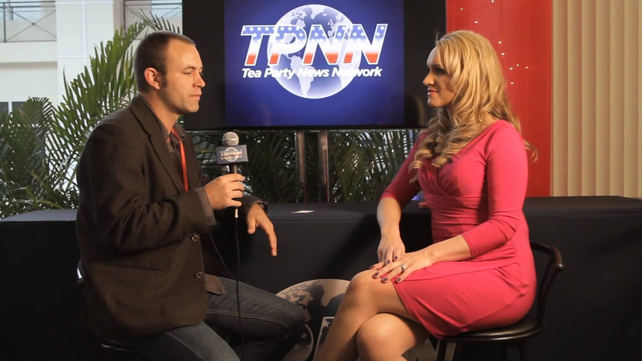 Blogger Brandon Darby interviewed at CPAC - YouTube