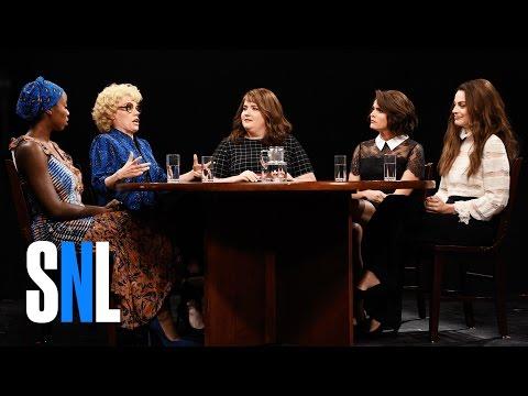 Actress Round Table - SNL