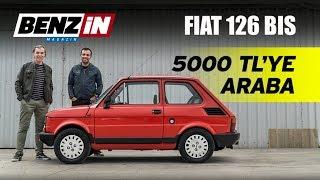 Fiat 126 Bis   5000 TL 'lik araba   Bir Tur Versene
