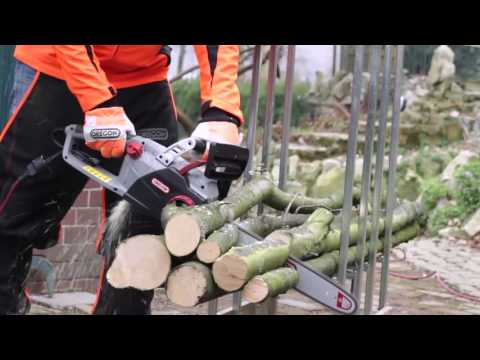 Screwfix - Oregon Chainsaw with Powersharp Tool