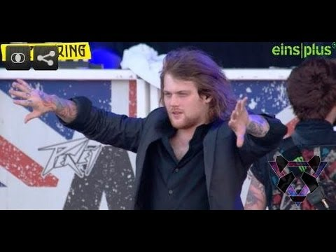 Asking Alexandria - Closure (Live @ Rock Am Ring, 2013)