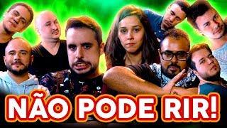 NÃO PODE RIR! com Thati Lopes, Johnny Drummond, Felipe Absalão, Kwesny e Isaú Júnior