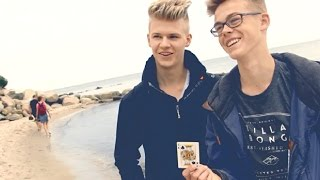 STREET MAGIC AM STRAND - 50000 Abonnenten Special INVISIBLE DECK
