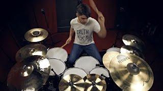 Cobus - Breaking Benjamin - Breaking The Silence (Drum Cover)