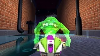 Toy Story 2 Walkthrough Level 6: Slime Time