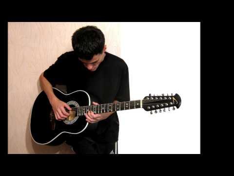 Тест мастеровой гитары Ovation