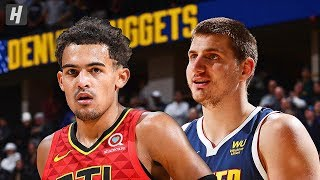 Atlanta Hawks vs Denver Nuggets - Full Game Highlights | November 12, 2019 | 2019-20 NBA Season