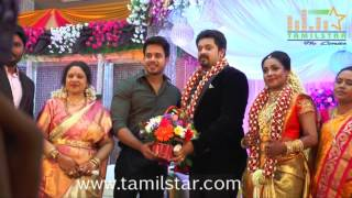 Music Director Amresh Ganesh Wedding Reception