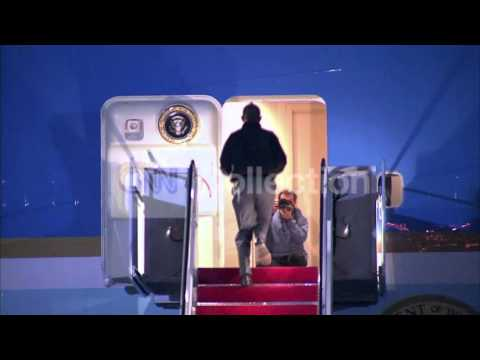MD: OBAMA DEPARTS FOR ASIA TRIP