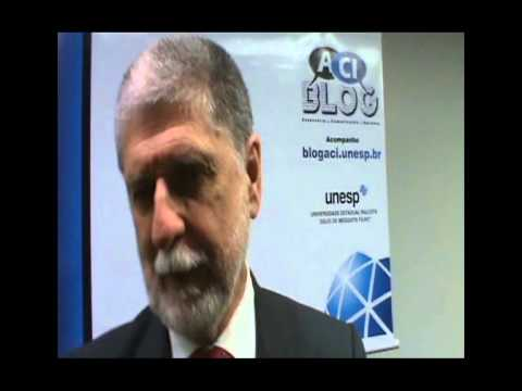 Unesp -- entrevista Celso Amorim