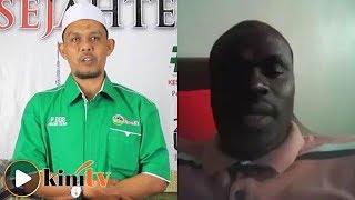Doa kawan dari Senegal buat Radhi agar menang PRU14