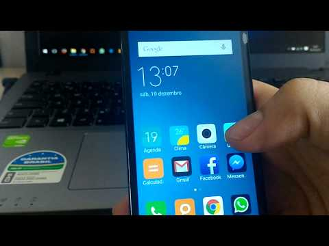 Como configurar internet 3G/4G da TIM no Xiaomi Redmi 2