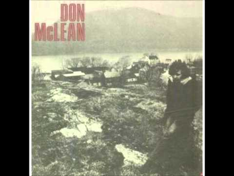 Don Mclean - The More You Pay