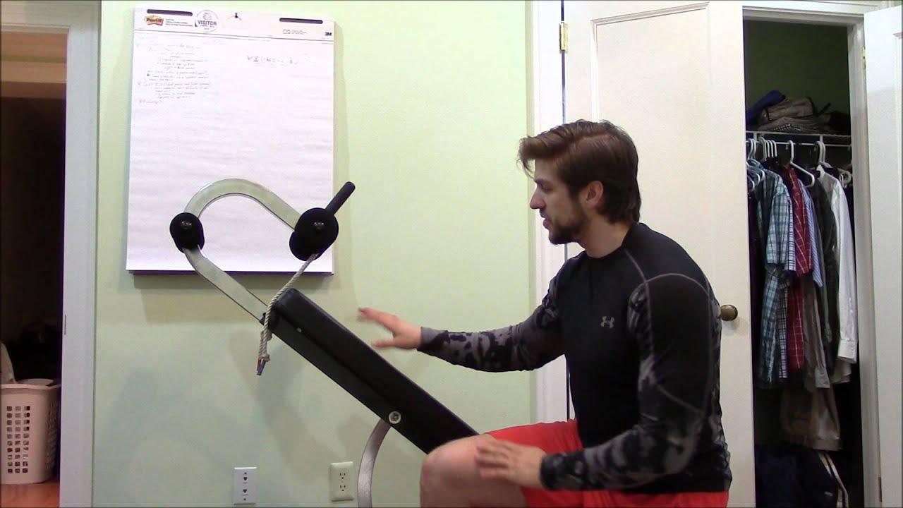 Decline Press Ups 1 Decline Sit-ups