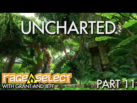 Grant and Jeff play Uncharted: Drake's Fortune - Part 11