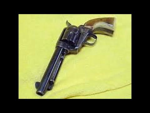 Armas del Oeste: Pistolas y Revolveres