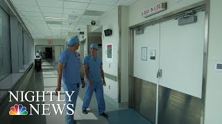 Breakthrough Heart Surgery Gets FDA Approval   NBC Nightly News