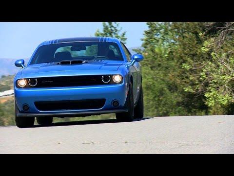 Dodge Challenger 392 Hemi Scat Pack Shaker video
