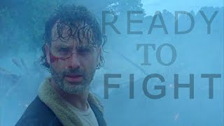 The Walking Dead TRIBUTE || Ready to Fight