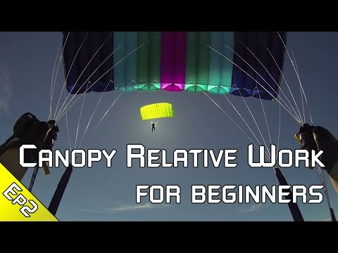 Canopy Relative Work for Beginners - Ep2