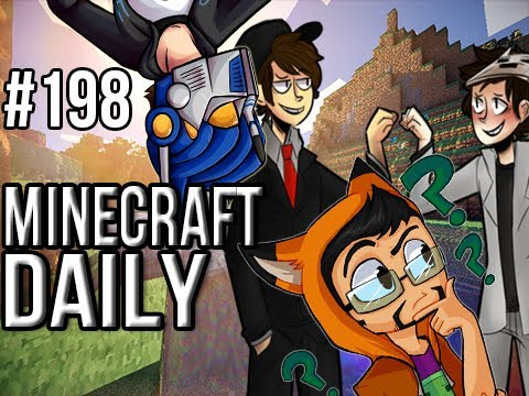 Minecraft Daily | Ep.198 | Ft. Kevin, ImmortalHd and Steven | Introception