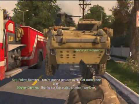 Thumb Private Ramirez in Modern Warfare 2
