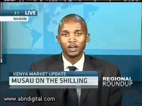 14 June - Kenyan Markets Wrap - Eric Musau - African Alliance