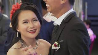 Stanley & Cristhellah Wedding Highlight