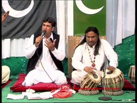 Hafiz Mazhar & Ch Mukhtar - Pothwari Sher - Miti Niya Buta - UK - 2013 [0679]