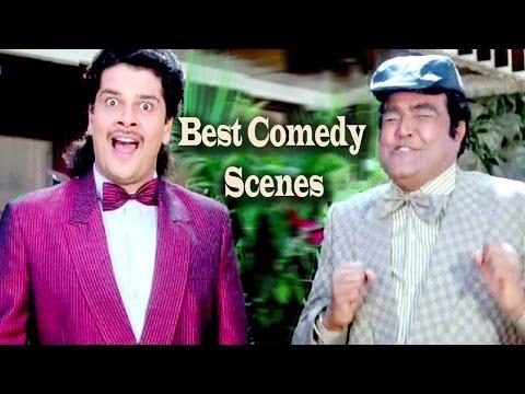 Best Comedy Scenes of Andaz Apna Apna - Jukebox 2