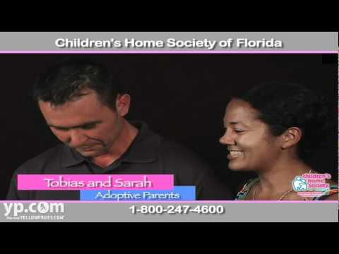 Children's Home Society of Florida | Adoption | Florida