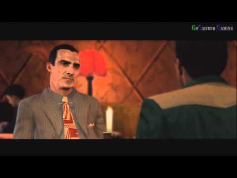 L.A. NOIRE Newspaper CutScene 