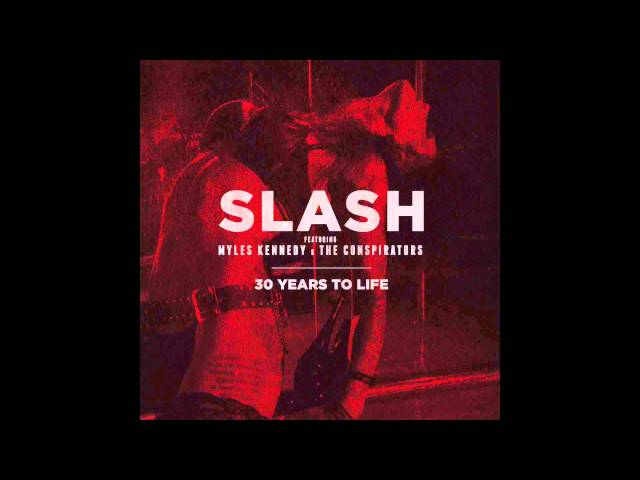 "Slash ft. Myles Kennedy and The Conspirators - ""30 Years To Life"" Teaser"