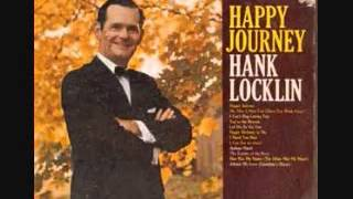 Watch Hank Locklin I Cant Stop Loving You video
