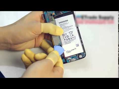Samsung Galaxy S6 Disassembly