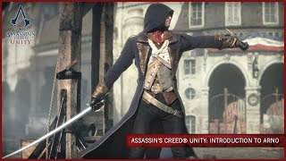 Assassins Creed Unity Introduction to Arno SCAN