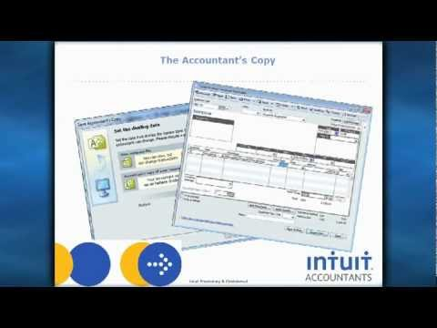 QuickBooks Accountant Edition - Client Data Review