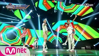 [NCT DREAM - Trigger The Fever] Comeback Stage | M COUNTDOWN 170817 EP.537