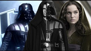 Star Wars Vader And Padme (Rihanna ft.Eminem - Love The Way You Lie)