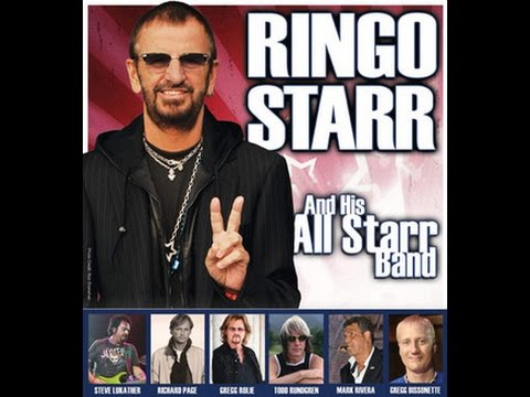 Santana/Journey/Ringo Starr's Gregg Rolie with Honolulu, Hawaii radio host Dave Lawrence