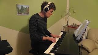 Download Lagu Liam Payne & Rita Ora - For You - Piano Cover - Slower Ballad Cover Gratis STAFABAND