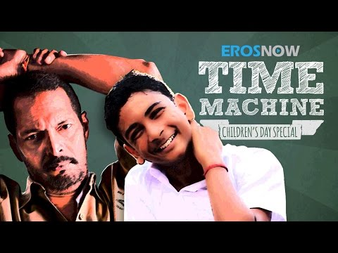 Nana Patekar Plays A School Kid - Time Machine