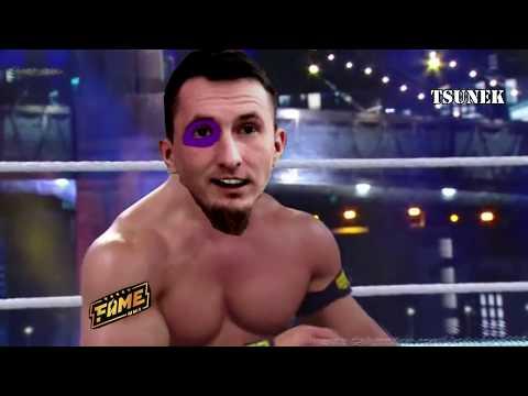 ISAMU VS DJ Pallaside FAME MMA 3 WALKA.